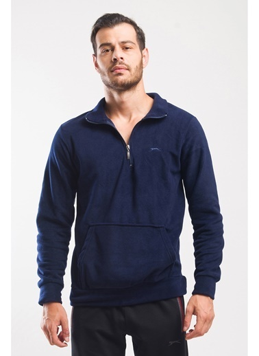 Slazenger Polar Sweatshirt Lacivert